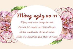 7 bài thơ dễ thuộc về thấy cô giáo mầm non dành cho bé nhân Ngày nhà giáo Việt Nam