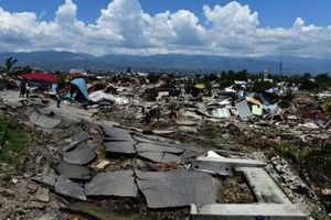 Động đất, sóng thần Indonesia: Số người chết tăng lên 2.000 người