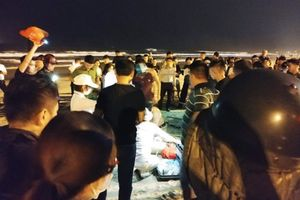 Đà Nẵng: Một du khách Trung Quốc tử vong khi tắm biển vào ban đêm