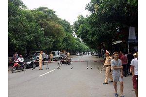 Nghệ An: Hơn 100 cảnh sát vây bắt nghi can buôn bán ma túy