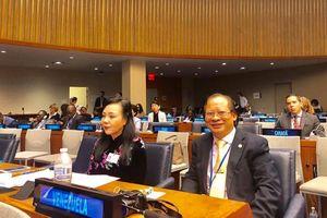 Việt Nam đã có đóng góp quan trọng tại Cuộc họp đầu tiên của LHQ về chấm dứt bệnh lao