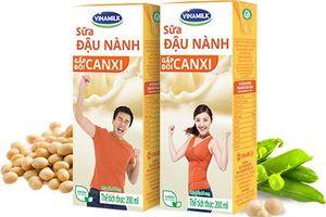 Sữa đậu nành Vinamilk - một loại thức uống tốt cho sức khỏe