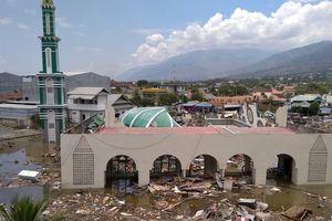 Động đất, sóng thần tại Indonesia: Hàng nghìn người có thể đã thiệt mạng