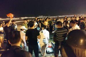 Đà Nẵng: Một du khách nước ngoài tử vong khi tắm biển đêm