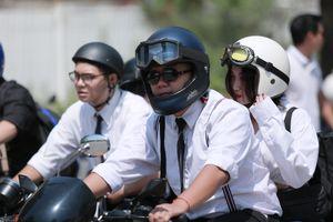 'Ngày hội quý ông' thu hút 400 biker tại Hà Nội