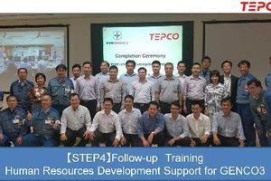 EVNGENCO 3 - TEPCO hợp tác đào tạo nguồn nhân lực chất lượng cao