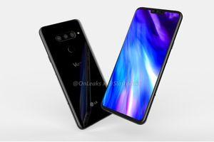 Thông tin mới về smartphone 5 camera LG sắp trình làng