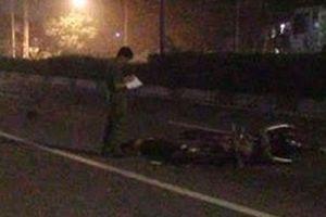 Gây tai nạn chết người, tài xế lái xe tải bỏ trốn khỏi hiện trường