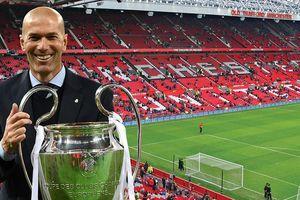 Zinedine Zidane tích cực học tiếng Anh, chờ ngày dẫn dắt MU