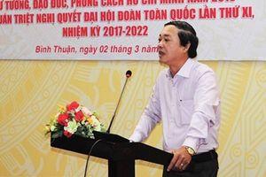 Huyện đảo Phú Quý có Bí thư mới