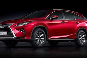 Khám phá Lexus RX 2018 phiên bản 7 chỗ giá hơn 4 tỷ đồng tại Việt Nam