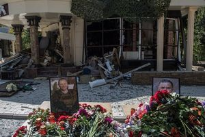 Nga lần đầu tiên tiết lộ video khoảnh khắc thủ lĩnh ly khai miền Đông Ukraine bị ám sát