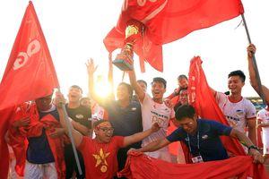 'Hậu duệ Thể Công' lên V-League, U16 Việt Nam bị loại ở giải châu Á