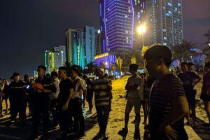 Tắm biển Đà Nẵng, một du khách Trung Quốc thiệt mạng