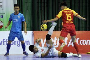 Trực tiếp Futsal HDBank VĐQG 2018: Tân Hiệp Hưng vs S.S.Khánh Hòa