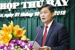 Ông Thái Thanh Quý làm Chủ tịch Nghệ An