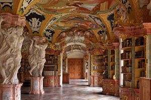 Choáng ngợp với những thư viện đẹp nhất thế giới