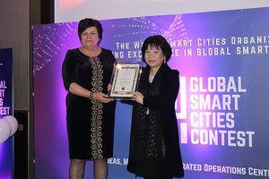 Nữ tiến sĩ Việt Nam nhận giải thưởng quốc tế 'Quốc gia thông minh'