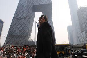Hơn 1 triệu người dân Trung Quốc bị 'bóp nghẹt' vì ô nhiễm không khí