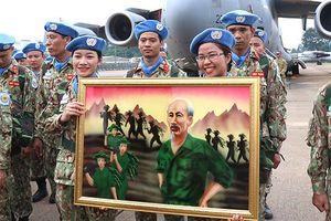 Những 'bóng hồng' Việt Nam tham gia Lực lượng gìn giữ hòa bình Liên hợp quốc