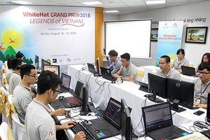Ngày 1/11, thi chung kết an toàn không gian mạng toàn cầu WhiteHat Grand Prix 2018