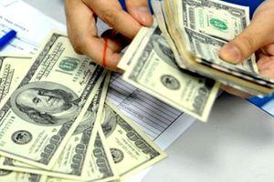 Tỷ giá trung tâm tăng, giá giao dịch đồng USD tại thị trường tự do giảm