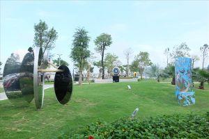 Đà Nẵng mở rộng công viên vườn tượng APEC