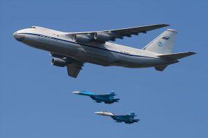 Nga điều máy bay quân sự lớn nhất thế giới đưa S-300 đến Syria
