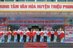 120 hiện vật tiêu biểu khẳng định Hoàng Sa, Trường Sa là của Việt Nam