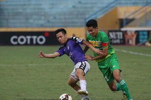 Thua Hà Nội 0-3, Cần Thơ hẹn Nam Định ở trận 'chung kết' xác định vé xuống hạng