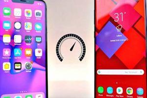 iPhone XS Max liệu có mạnh hơn Galaxy Note 9?