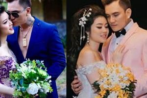 Đám cưới bí mật ở quê của 'ca sĩ hội chợ' Lâm Chấn Huy gây sốc cho khán giả