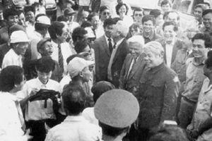 Nguyên Tổng bí thư Đỗ Mười: Dấu ấn slogan đối ngoại mang đậm bản sắc dân tộc