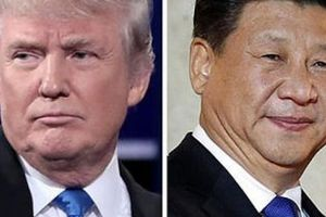 Phía sau thái độ khó lường của Trump với Trung Quốc và Nga