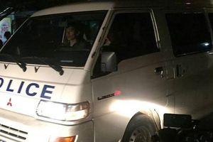 Vụ phong tỏa, triển khai bắn tỉa: Kẻ ôm lựu đạn cố thủ đã bị bắt