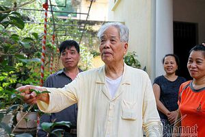 Tổ trưởng dân phố kể về lần cuối vào thăm nguyên Tổng Bí thư Đỗ Mười