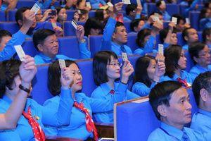 300 tin, bài, phóng sự tuyên truyền về Đại hội XII Công đoàn Việt Nam