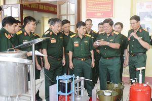 Hội thi Tiểu đoàn trưởng vận tải cấp chiến dịch, chiến thuật toàn quân
