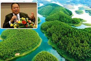 Chi tiết dự án nghìn tỷ của đại gia Lê Phước Vũ vừa giải thể