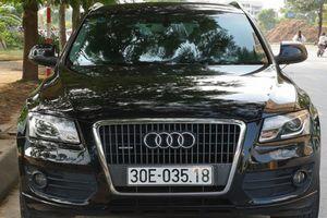 'Soi' xe sang Audi Q5 giá chỉ hơn 800 triệu ở Hà Nội?