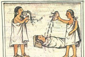 Kinh dị tục chôn người chết dưới nhà của người xưa