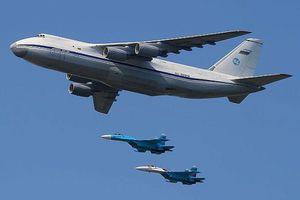 Nga dùng máy bay quân sự lớn nhất thế giới chở S-300 tới Syria