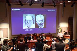 Nobel Y sinh cho liệu pháp miễn dịch trị ung thư