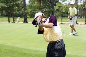 Tăng tuổi thọ nhờ chơi golf