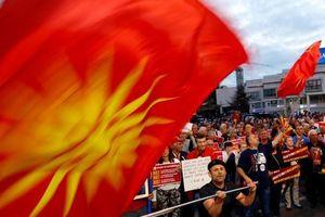 Macedonia: Chông chênh hành trình đổi tên