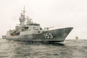 5 nước tập trận bắn đạn thật ở Biển Đông