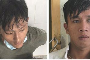 Bắt hai tên cướp đâm trọng thương hai vợ chồng nạn nhân
