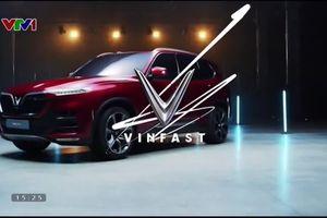 VinFast ra mắt xe hơi tại triển lãm Paris Motorshow 2018