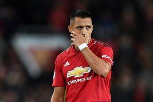 Alexis Sanchez hối hận khi đến Old Trafford