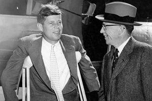 Căn bệnh kinh niên suốt đời hành hạ John F. Kennedy